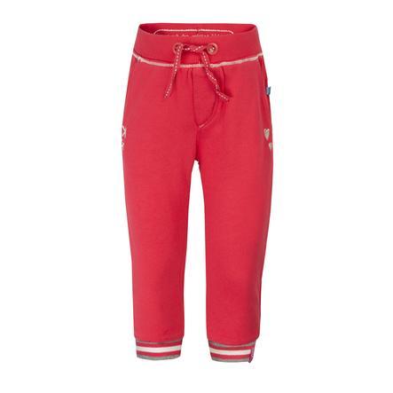 uciekła! Girl Spodnie z dresami z teaberry.