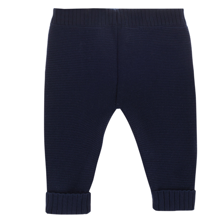 maximo Pantalones eco-marino oscuro