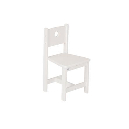 Geuther Silla para niños marco Pepino color blanco