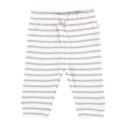 STACCATO Girls Leggings offwhite stripes