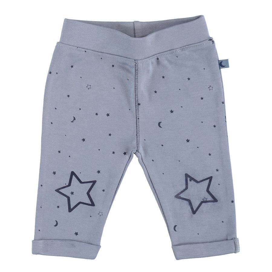 STACCATO Boys Pants d'blue melange aop