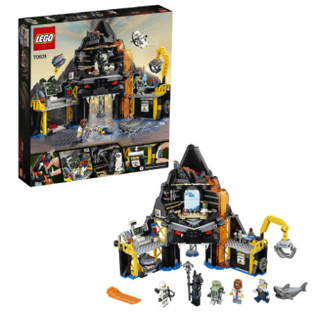 LEGO® NINJAGO - Garmadon's vulkaanbasis