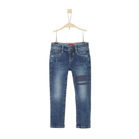 s.Oliver Boys Jeans bleu jean stretch