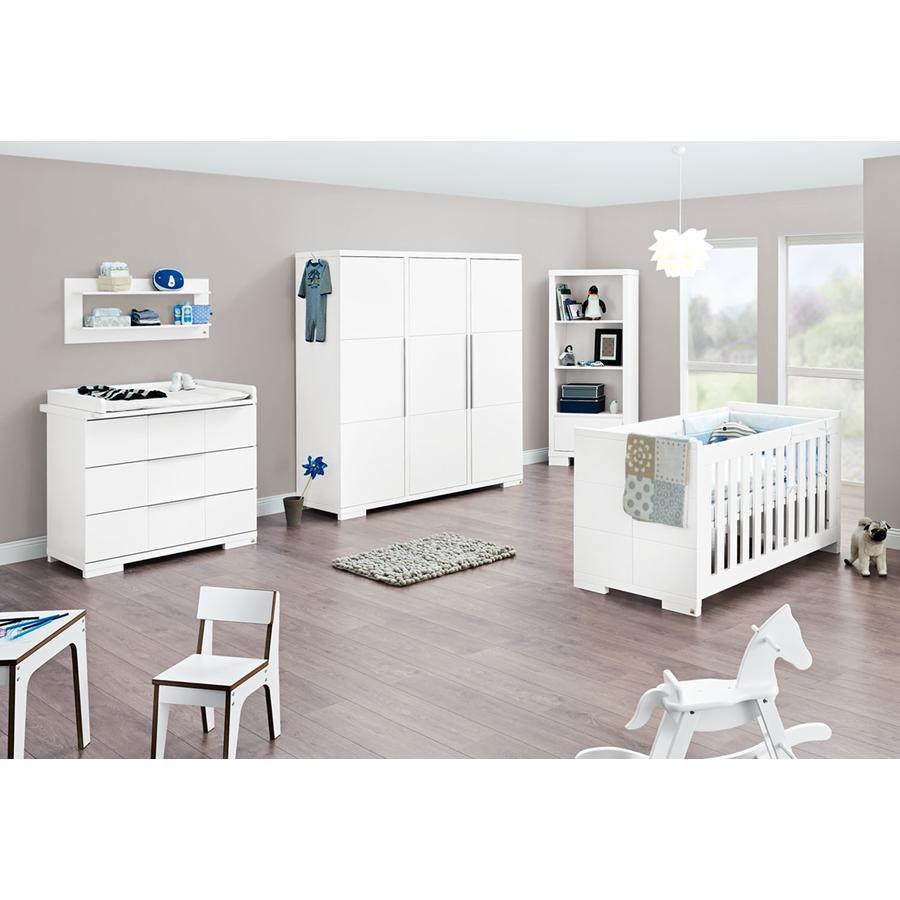 Pinolino Kinderkamer Polar met 3 deuren