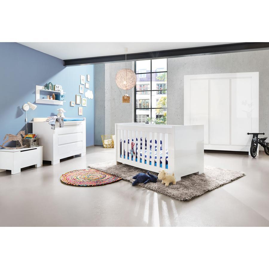 Pinolino Habitación infantil Sky ancho 3 puertas