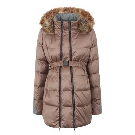 Manteau grossesse hiver inserts feutre