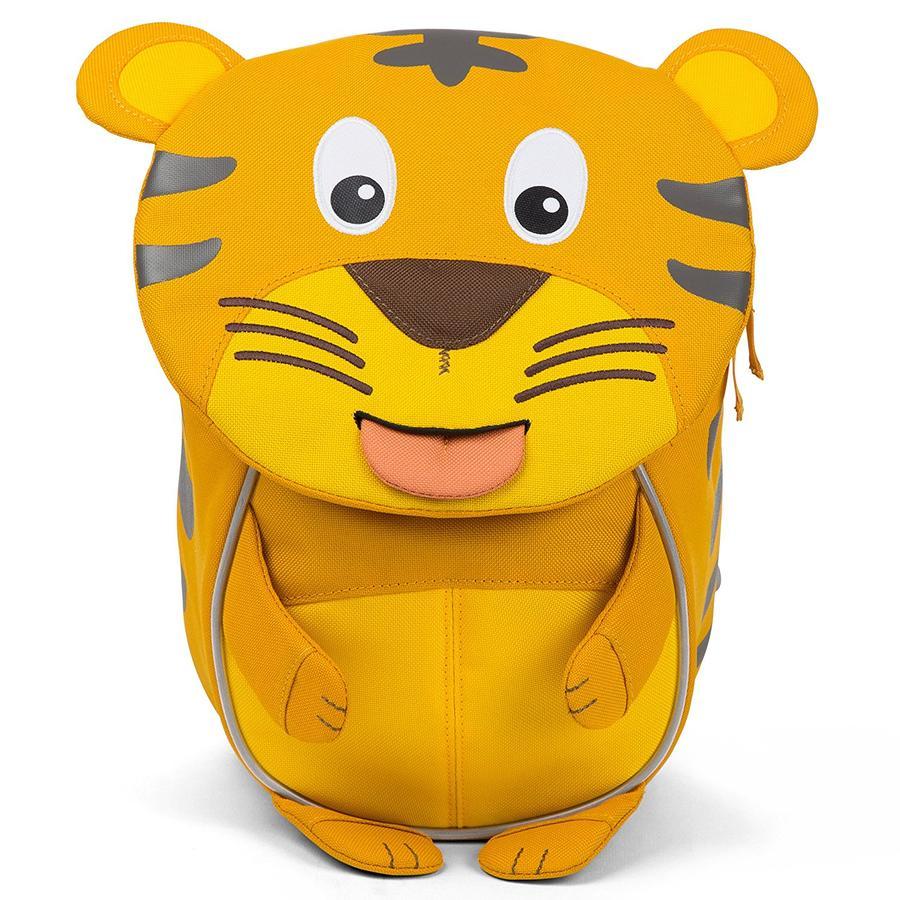 Affenzahn små venner - barneryggsekk: Timmy Tiger, gul