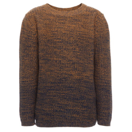 name it Boys Strickpullover brown sugar