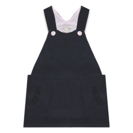 ESPRIT Girls Cordkleid anthrazit