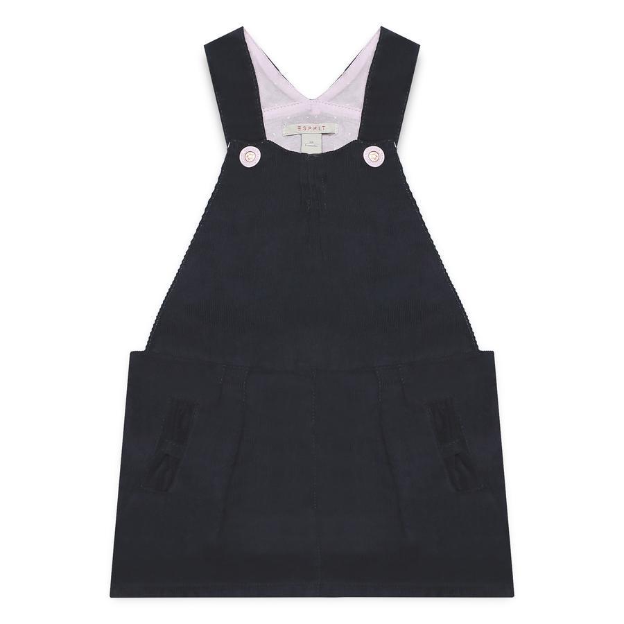 ESPRIT Girl s Corduroy jurk antraciet
