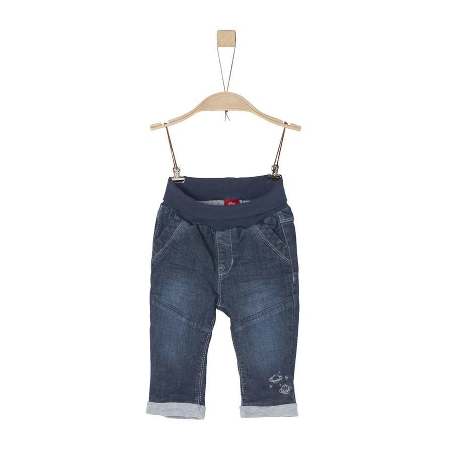 s.Oliver Jeans bleu jean stretch stretch régulier