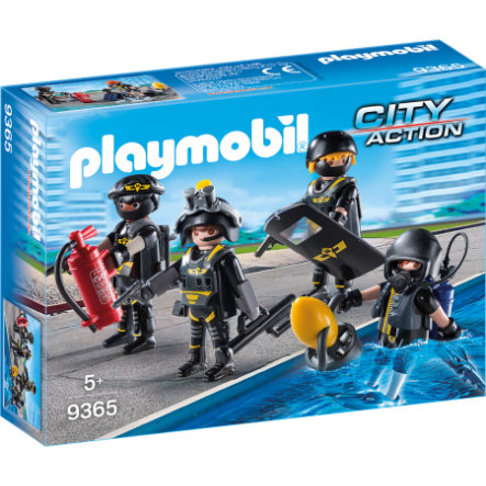 PLAYMOBIL® CITY ACTION SEK-Team 9365