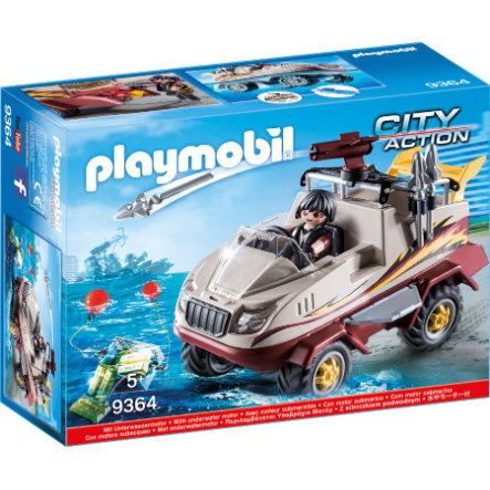PLAYMOBIL® City Action Amfibia 9364