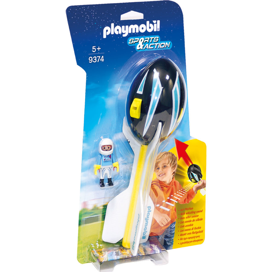 PLAYMOBIL® SPORTS & ACTION Wind Flyer 9374