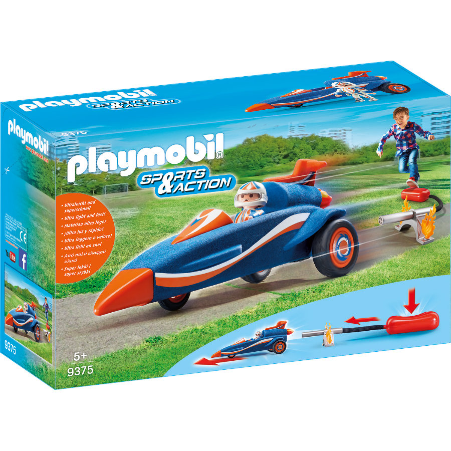 PLAYMOBIL® SPORTS & ACTION Stomp Racer