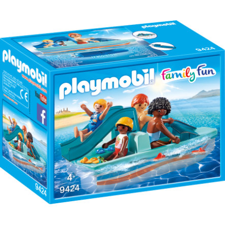 PLAYMOBIL® Family Fun Großer Tretboot 9424
