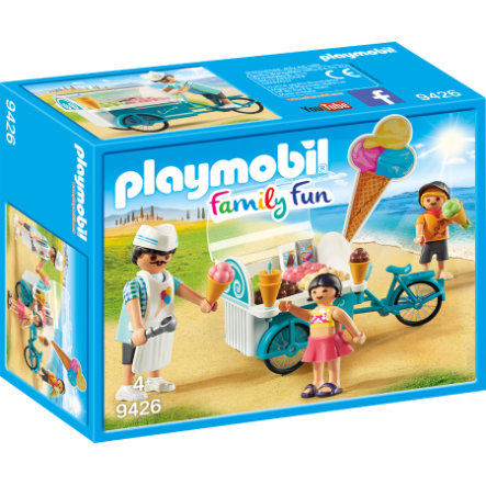 PLAYMOBIL® Family Fun Carretto dei gelati 9426