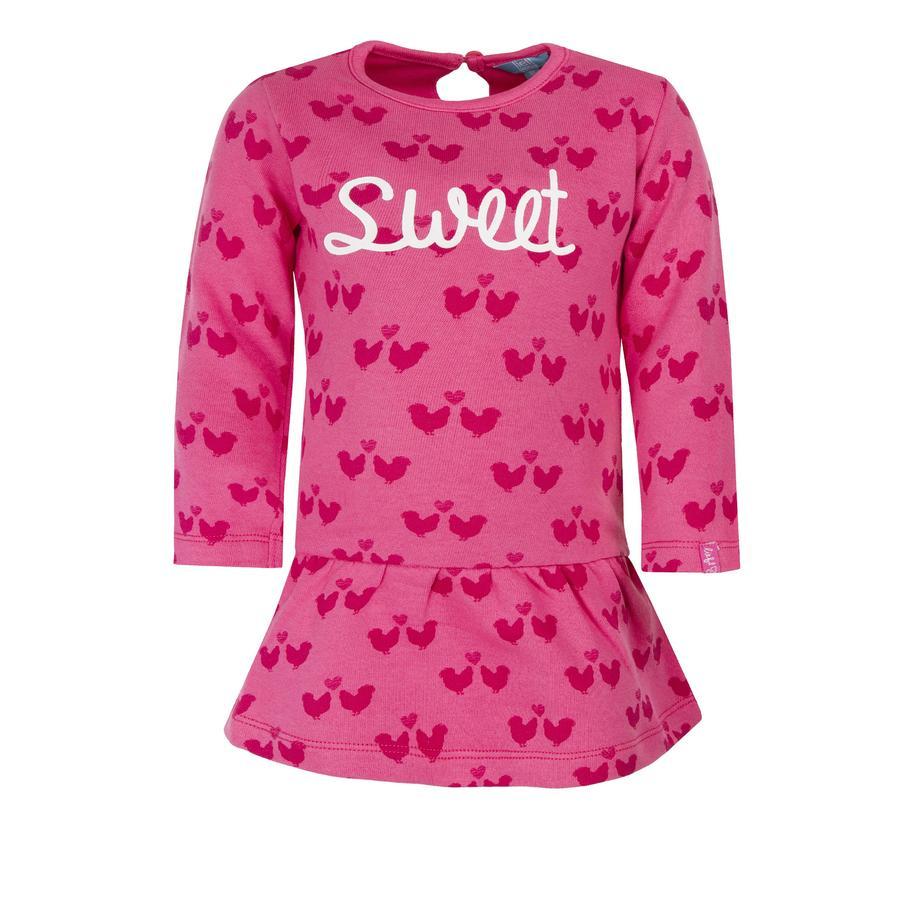 ran! Girl s vestido rosa