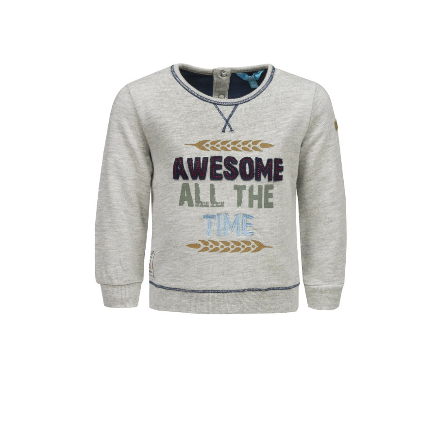 lief! Boys Sweatshirt grey melange