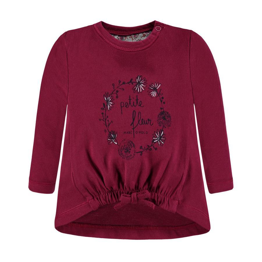 Marc O'Polo Tyttöjen pitkähihainen paita anemone
