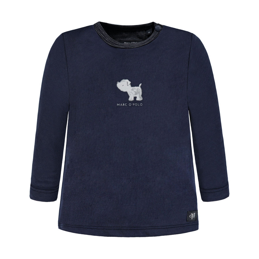 Marc O'Polo Boys Langarmshirt mood indigo