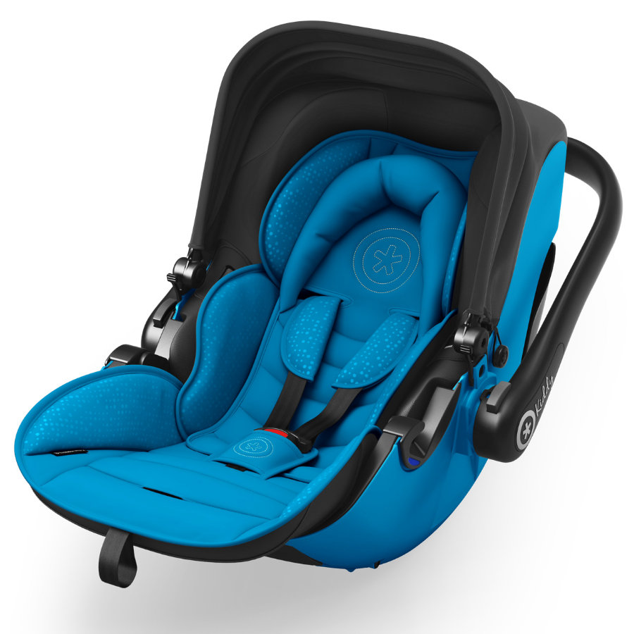 Kiddy infant car seat Evolution Pro 2 Summer Blue