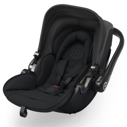 Kiddy Babyschale Evolution Pro 2 Mystic Black