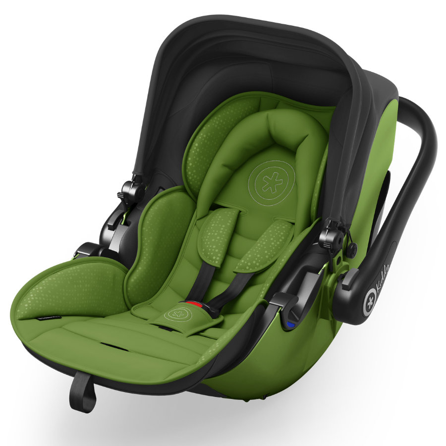 Kiddy infant car seat Evolution Pro 2 Cactus Green