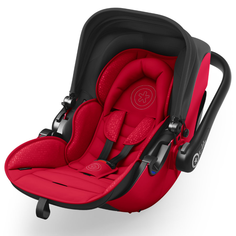 KIDDY Seggiolino Auto Evolution Pro 2 Chili Red