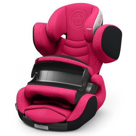 Kiddy Fotelik samochodowy Phoenixfix 3 Berry Pink