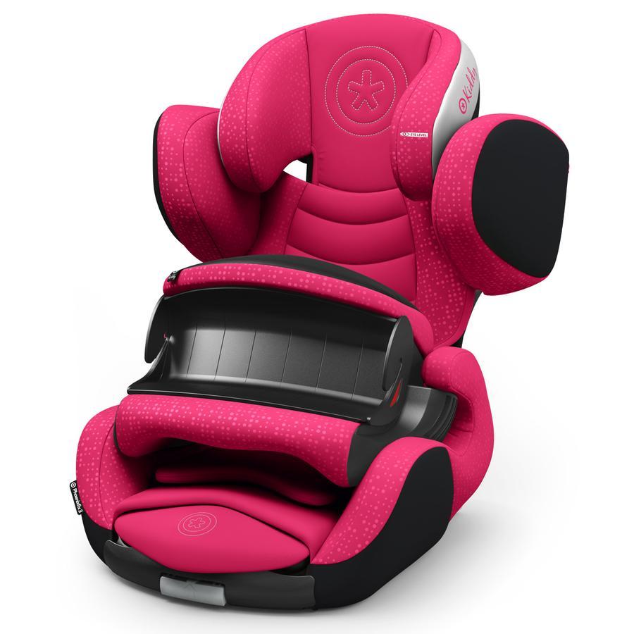 Kiddy Seggiolino auto Phoenixfix 3 Berry Pink