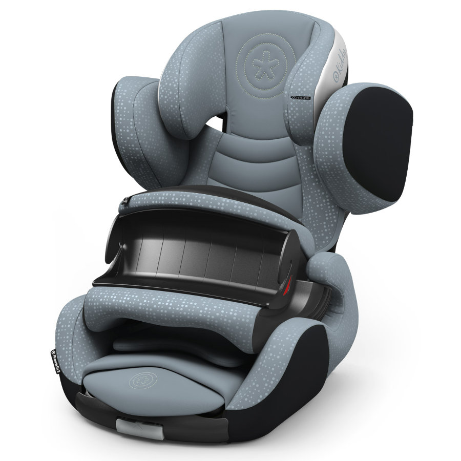 Kiddy Autostoel Phoenixfix  3 Polar Grey