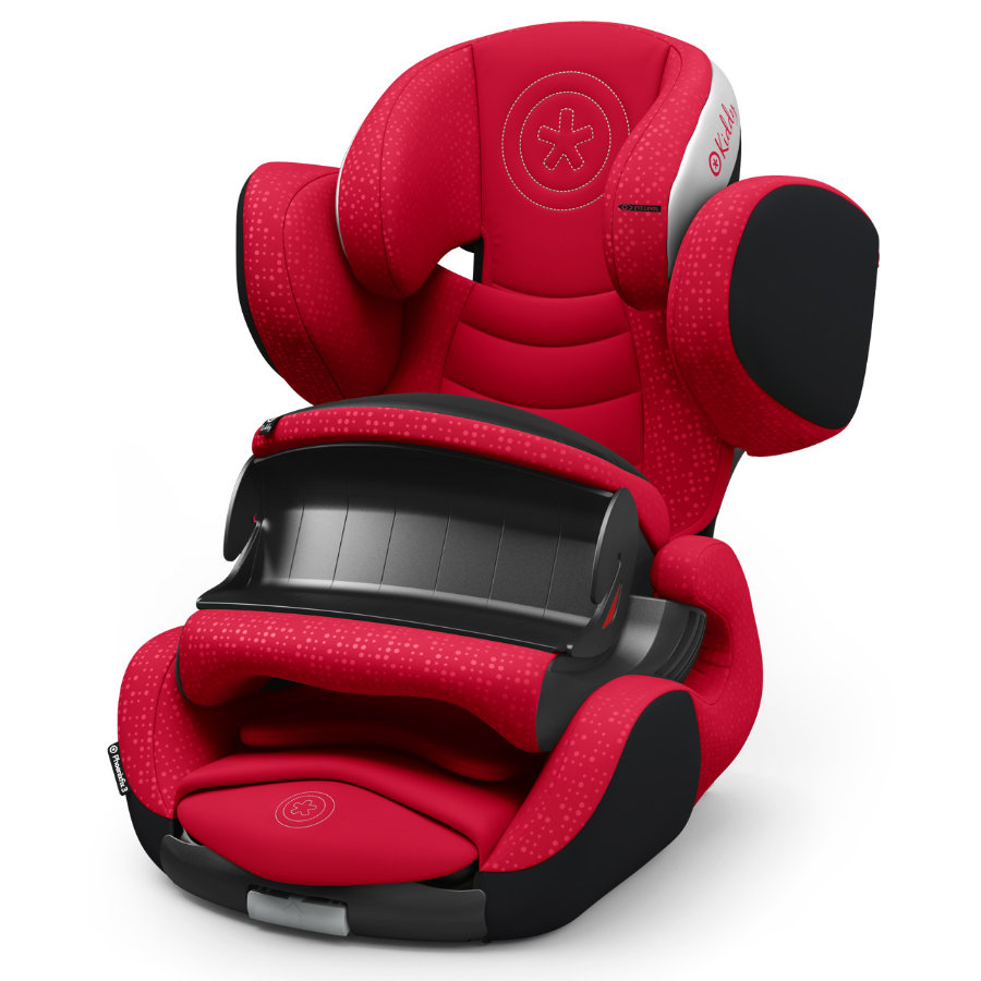 Kiddy Kindersitz Phoenixfix 3 Chili Red