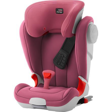 Britax Römer Kindersitz Kidfix II XP SICT Wine Rose