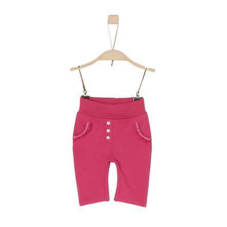 s.Oliver Byxor dark pink