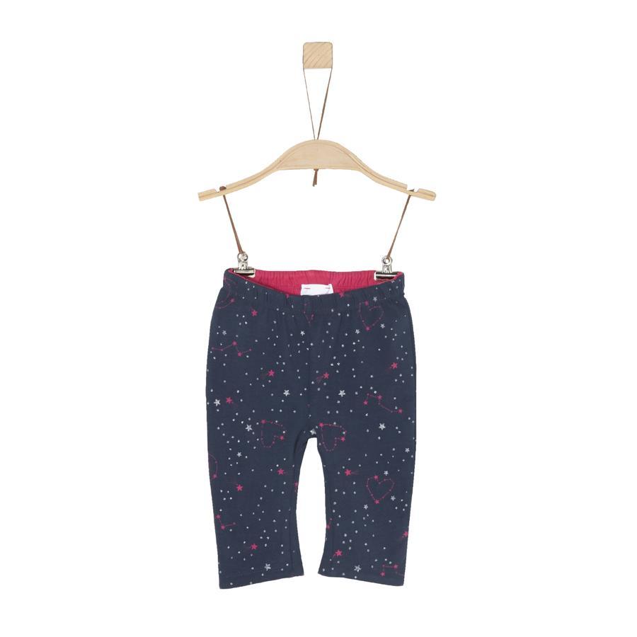 s.Oliver Girl s pantalon réversible bleu