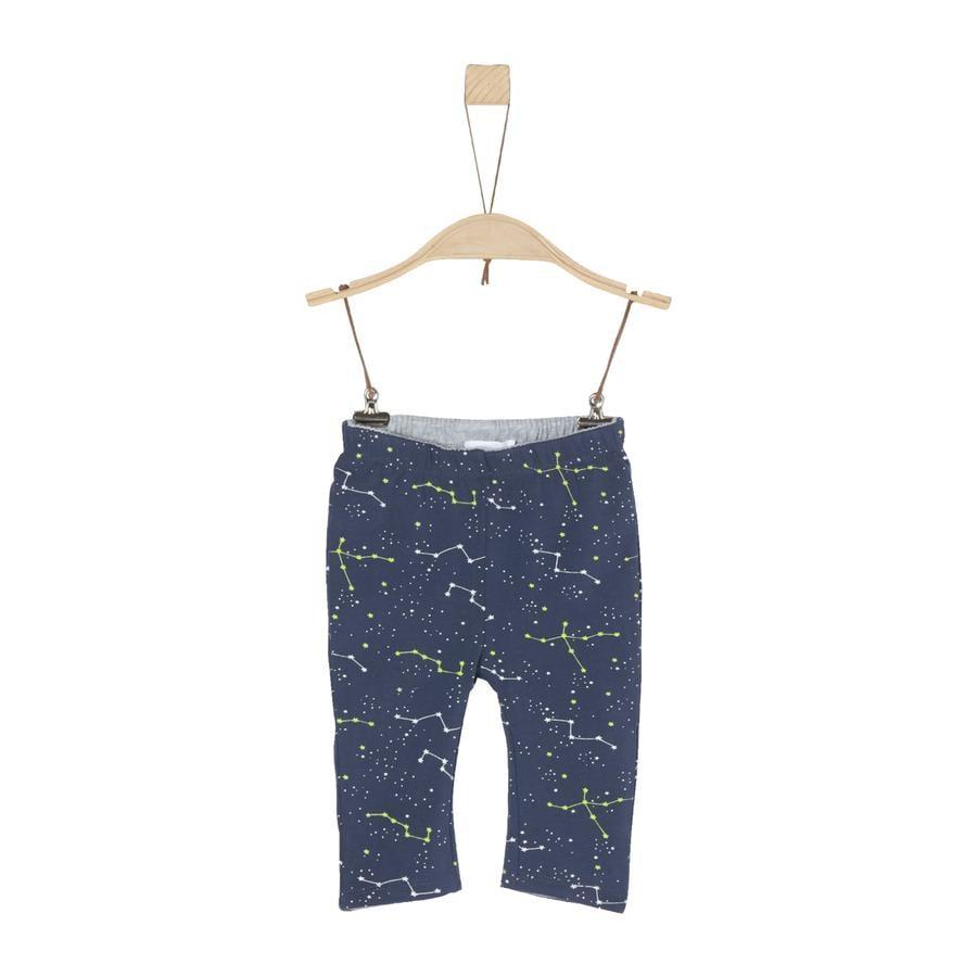 s.Oliver Boys pantalon réversible bleu