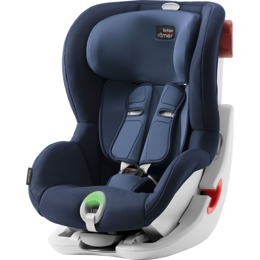 Britax Römer Silla de coche King II ATS Moonlight Blue