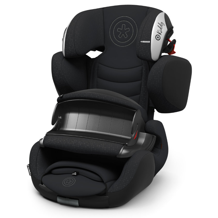 Kiddy Kindersitz Guardianfix 3 Mystic Black