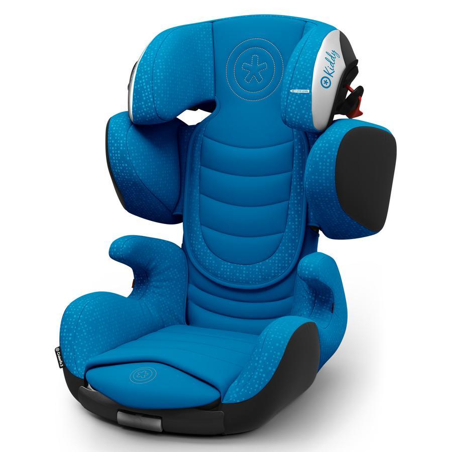Kiddy silla de coche Cruiserfix 3 Summer Azul