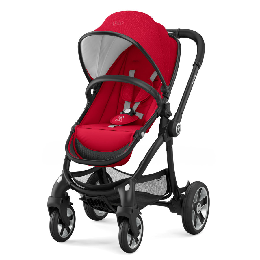 Kiddy Evostar 1 2018 Chili Red
