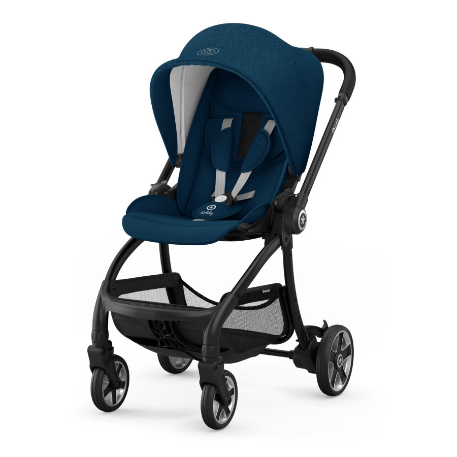 Kiddy Kinderwagen Evostar Light 1 Mountain Blue