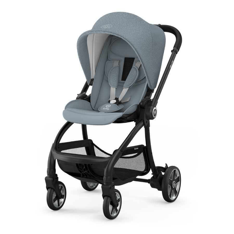 Kiddy Kinderwagen Evostar Light 1 Polar Grey