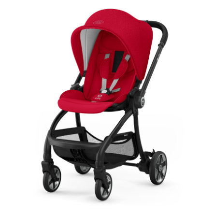 Kiddy Silla de paseo Evostar Light 1 Chili rojo