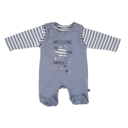 STACCATO Boys Strampler Set d'blue melange
