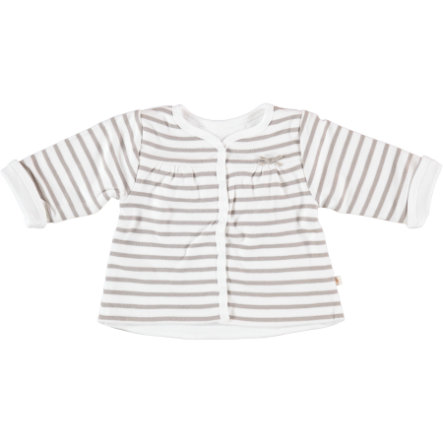 STACCATO Girl s chaqueta reversible rayas blanco marfil