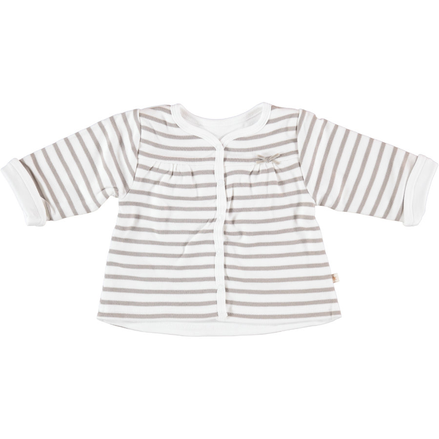 STACCATO Girls Vendejakke offwhite stripes
