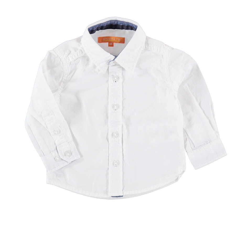 STACCATO Boys Shirt wit
