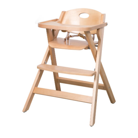 ROBA Folding Highchair Nature