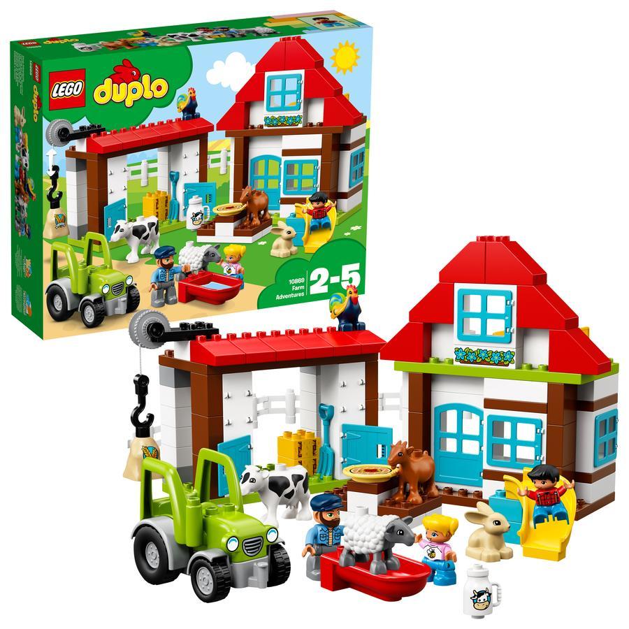LEGO® DUPLO® Les aventures de la ferme 10869